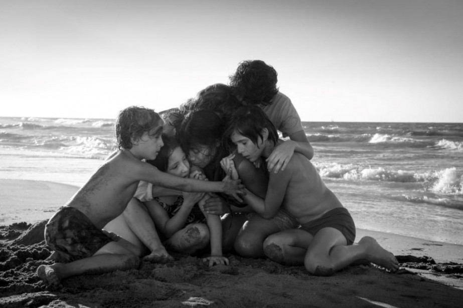 Romad'Alfonso Cuarón est en lice dans 10catégories aux... (Photofournie parNetflix)