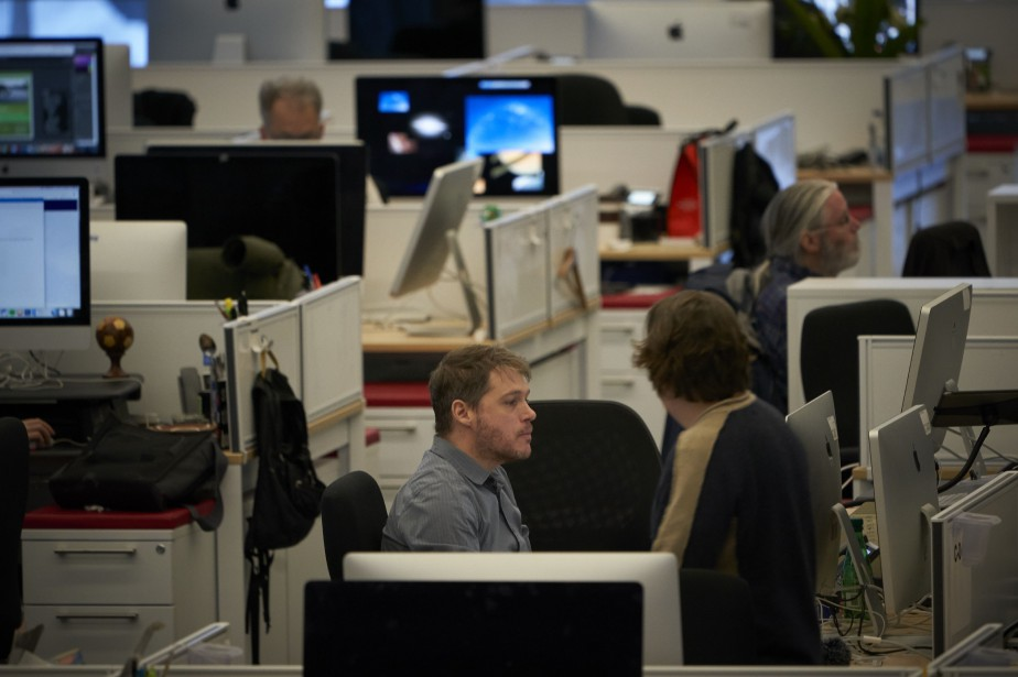 Il n'y a pas de journalisme sans indépendance... (Photo Olivier Jean, La Presse)