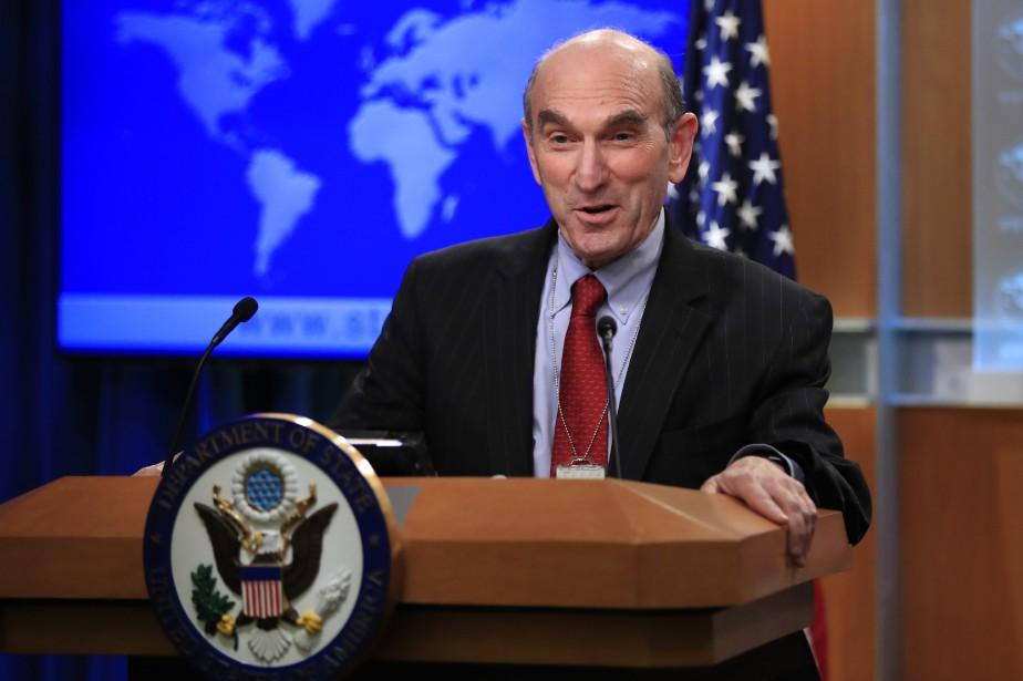 L'ex-diplomate Elliott Abrams a notamment servi sous les... (Photo Manuel Balce Ceneta, AP)