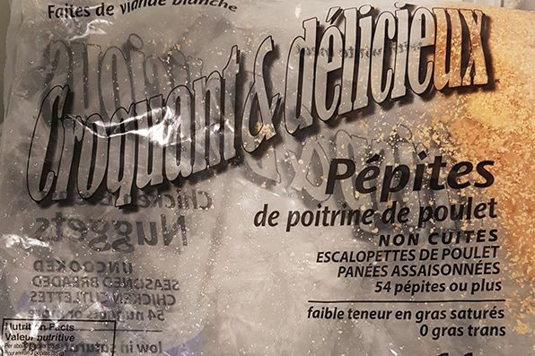L'Agence canadienne... (Photo Agence canadienne d'inspection des aliments)