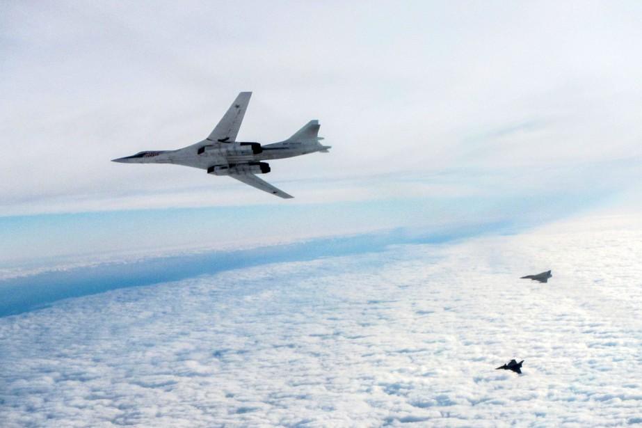 Le Commandement de la défense aérospatiale de l'Amérique... (Photo archives AFP)