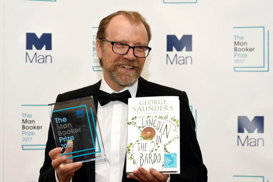 L'auteur américain George Saunders a été récompensé par... (ARCHIVES REUTERS)
