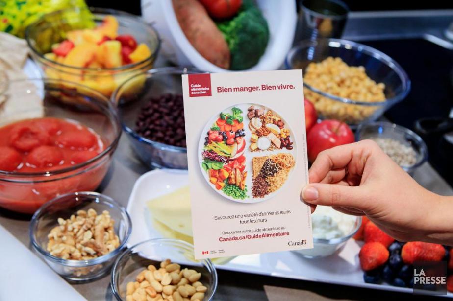 «Ce nouveau Guide alimentaire ne devrait pas être... (PHOTO ALAIN ROBERGE, ARCHIVES LA PRESSE)