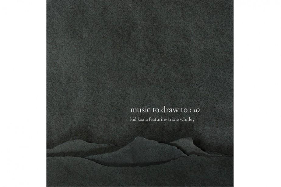 Image fournie par Arts & Craft... (Music to Draw To: Io, de Kid Koala)
