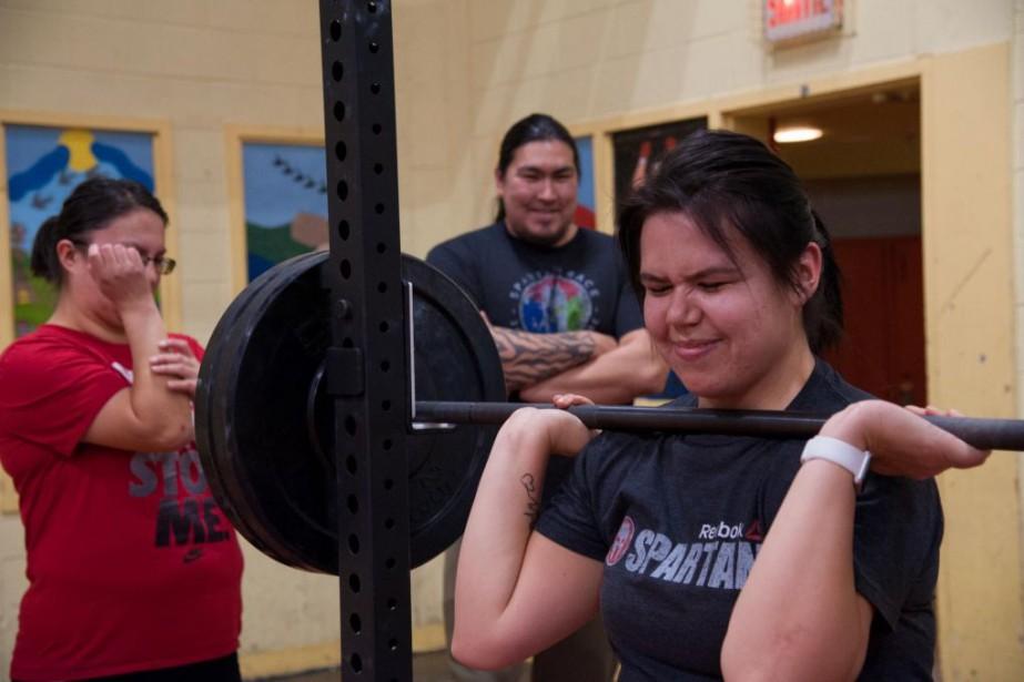 Depuis trois ans, le CrossFit a changé la... (photo Serge Gosselin, collaboration spéciale)