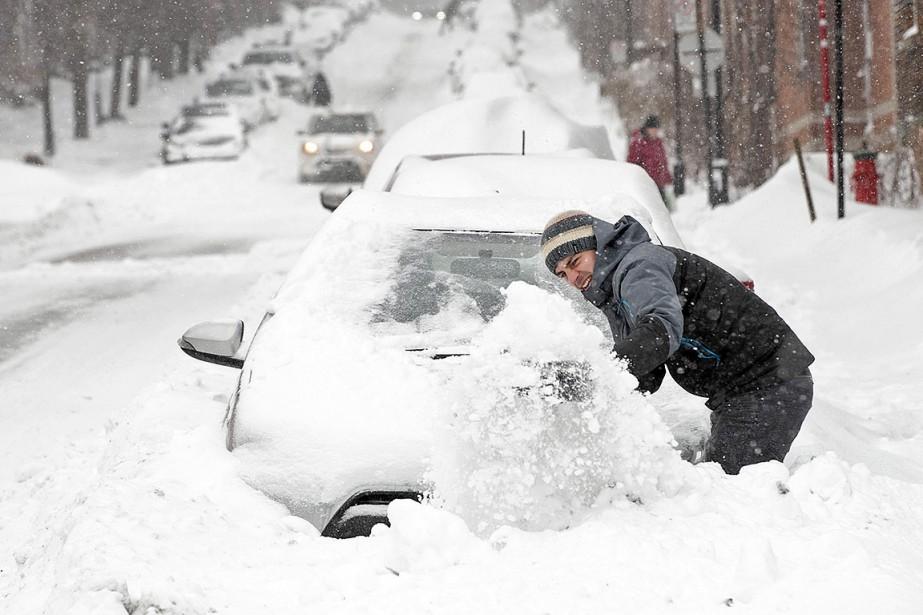 Les conditions météorologiques sont... (Photo Robert Skinner, archives La Presse)