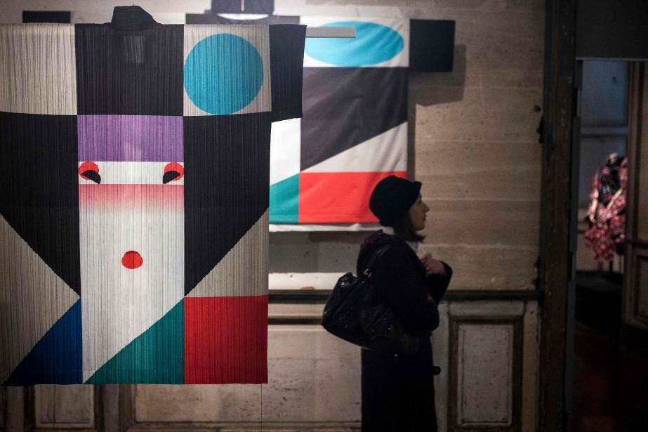 Japonismes 2018, vaste saison culturelle du Japon en... (Photo LIONEL BONAVENTURE, archives AFP)