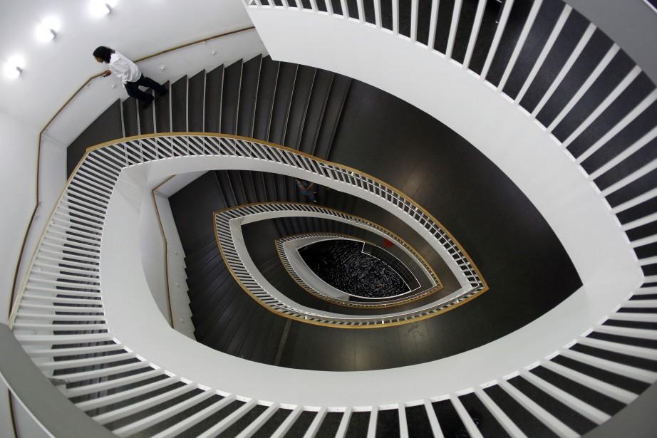 Le Musée d'art contemporain de Chicago (MCA)... (Photo JIM YOUNG, archives REUTERS)