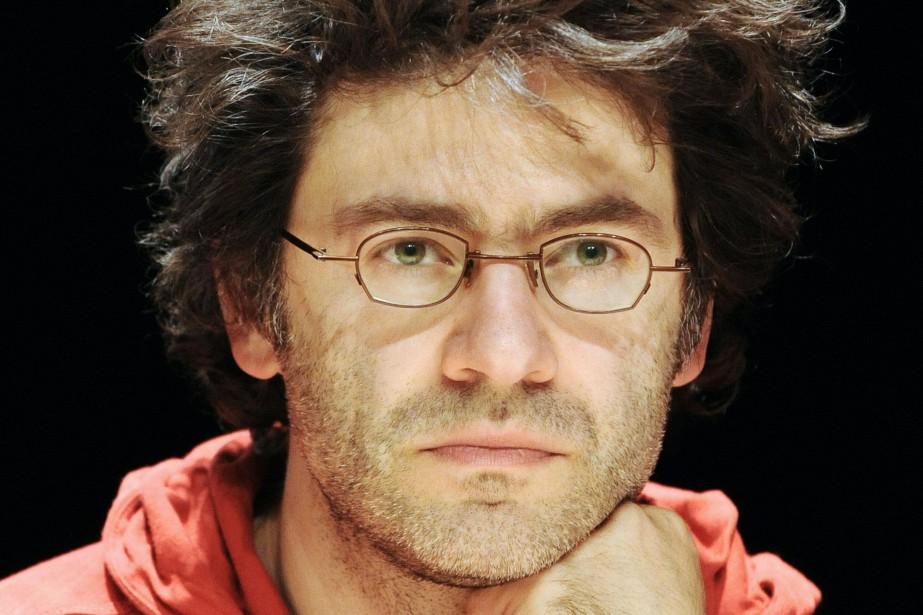 L'ex-enfant terrible du théâtre québécois, Wajdi Mouawad, ouvrira... (Photo GERARD JULIEN, archives AFP)