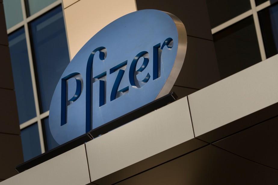 Pour l'ensemble de 2018, Pfizer a fait état... (Photo DOMINICK REUTER, AFP)