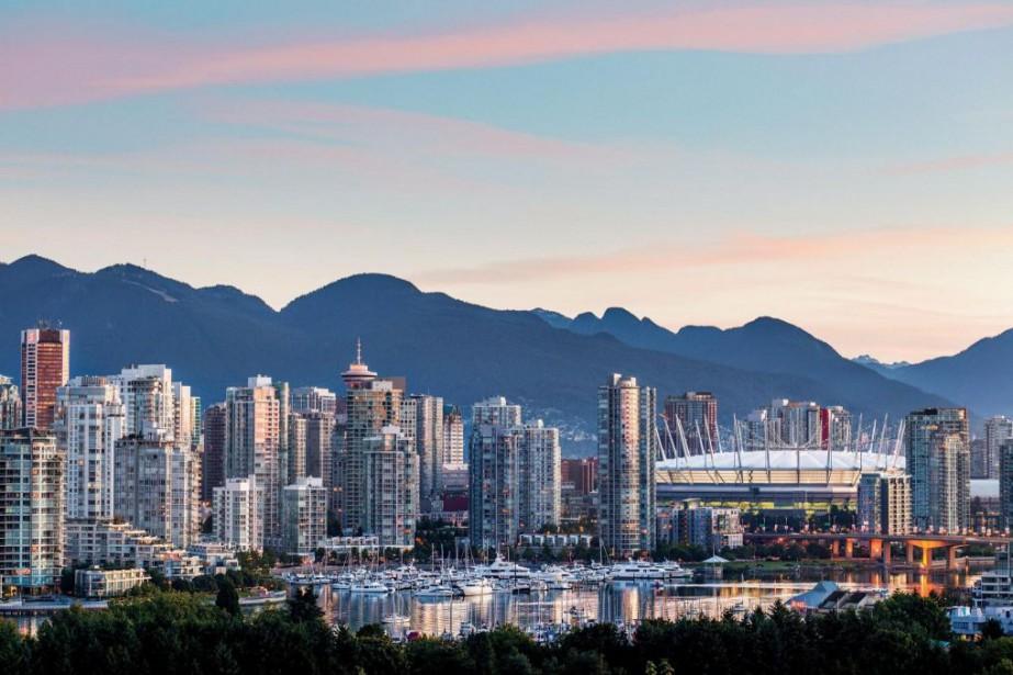 Vancouver... (PhotoAlbert Normandin, Archives La Presse canadienne)
