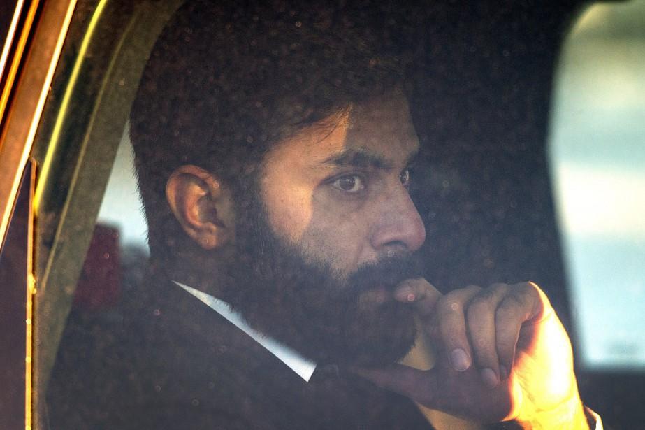 Jaskirat Singh Sidhu, le conducteur du semi-remorque ayant... (Photo Ryan Remiorz, La Presse canadienne)