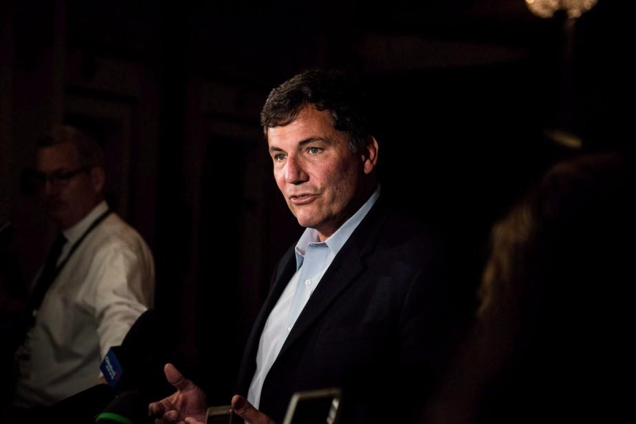 Dominic Leblanc.... (Photo Matthew Smith, archives La Presse canadienne)