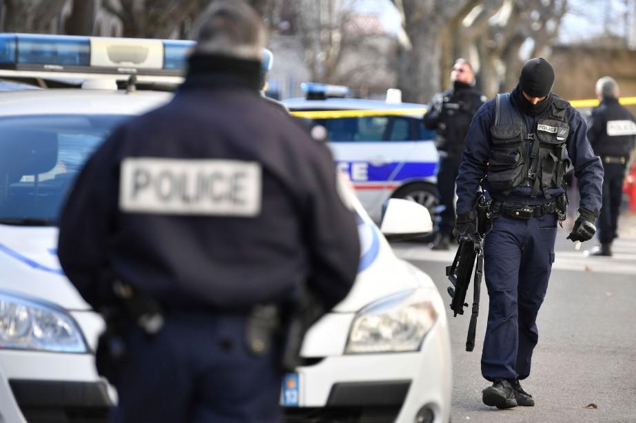 L'auteur des coups de feu est un Corse... (Photo GERARD JULIEN, archives AFP)