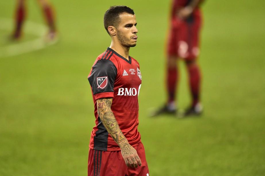 En quatre saisons avec le Toronto FC, Sebastian... (PHOTO PC)