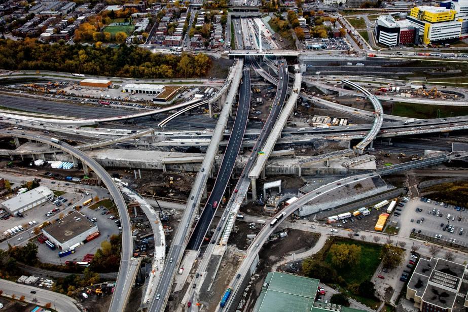 Les usagers de l'autoroute 20 Est en provenance... (PHOTO YVES TREMBLAY, COLLABORATION SPÉCIALE)