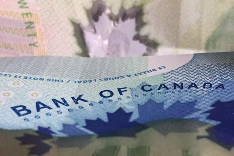 Une dirigeante de la Banque... (Photo Adrian Wyld, archives la presse canadienne)