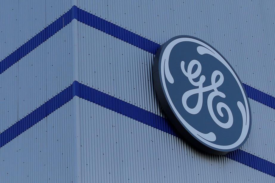 General Electric (GE) s'est envolé à... (Photo Stephane Mahe, archives REUTERS)