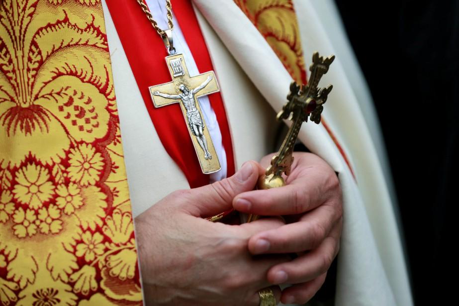 L'opération transparence de l'Église catholique américaine... (ARCHIVES REUTERS)