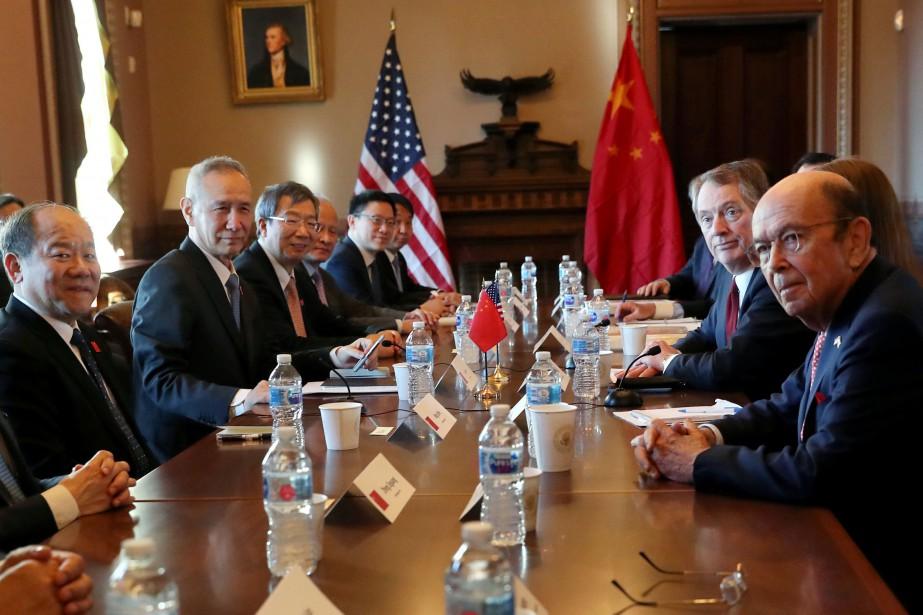 Des «avancées importantes» sont ressorties des négociations menées... (Photo LEAH MILLIS, REUTERS)