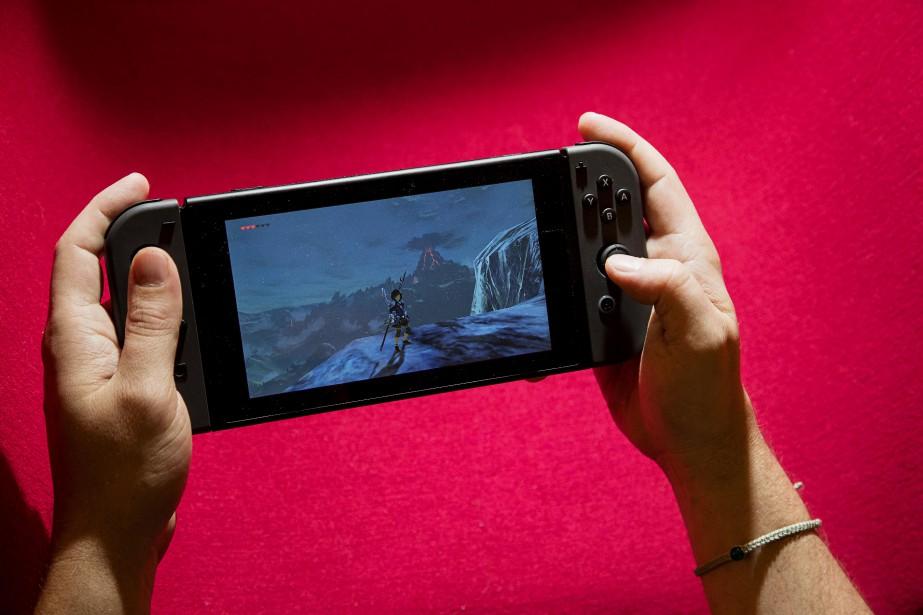 Les ventes de la Switch, lancée par le... (Photo Alain Roberge, archives La Presse)