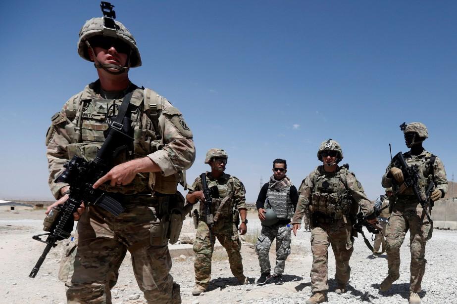 Représentants américains et talibans se retrouveront le 25février... (Photo Omar Sobhani, archives Reuters)