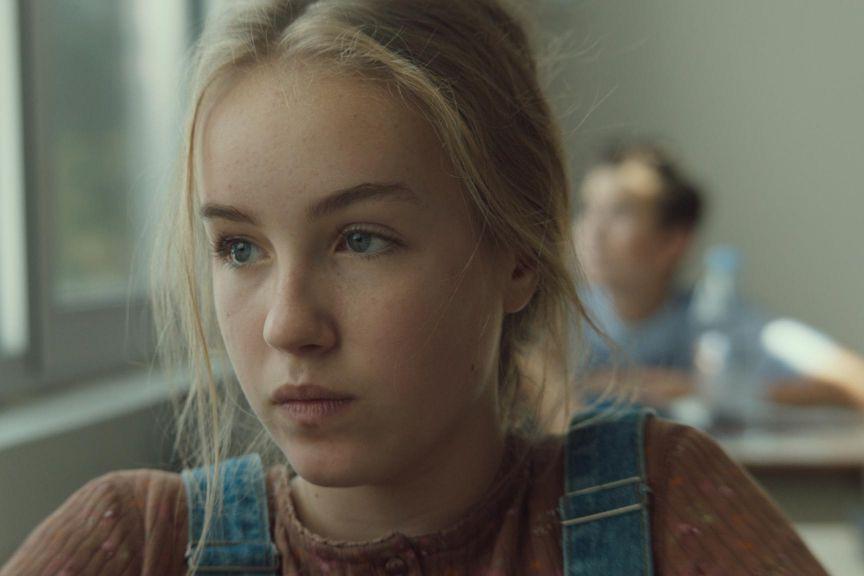 Émilie Bierre dans Une colonie, un film de... (Photo fournie par FunFilm Distribution)