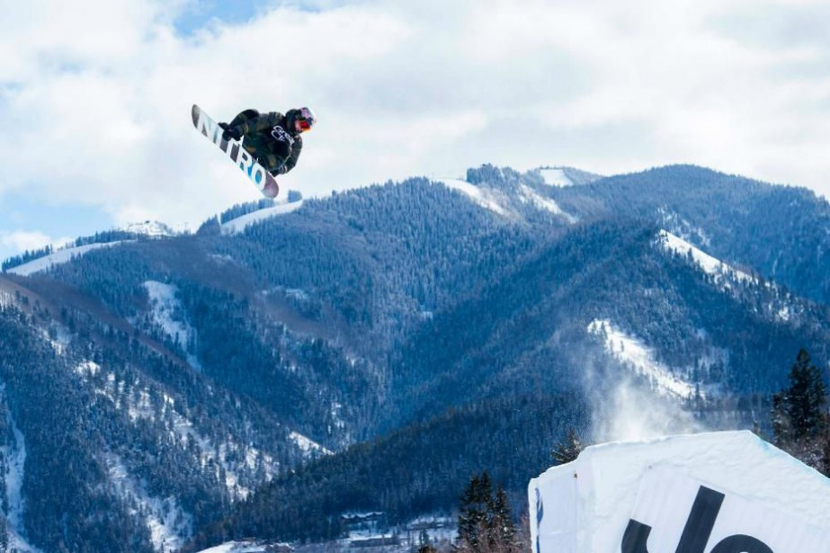 Sébastien Toutant lors des X Games, la semaine... (Photo Christian Murdock, Associated Press)