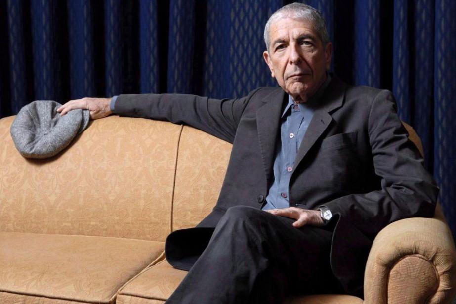 Leonard Cohen... (PhotoAaron Harris, Archives La Presse canadienne)