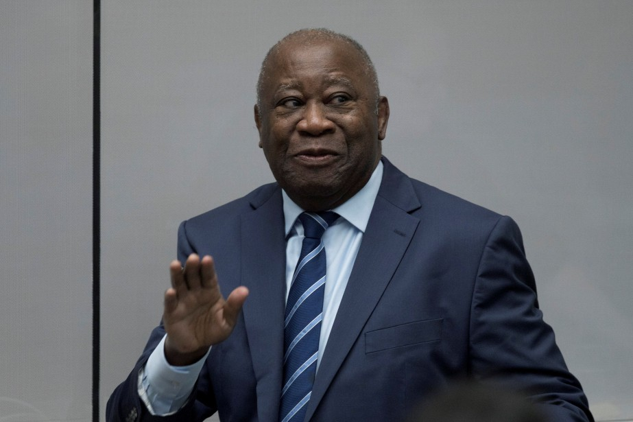 Laurent Gbagbo a été acquitté il y a... (Photo Peter Dejong, archives Reuters)