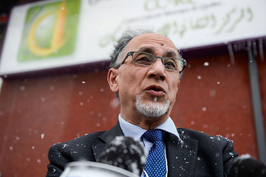 Le président du Centre culturel islamique, Boufeldja Benabdallah.... (Photo archives Le Soleil)