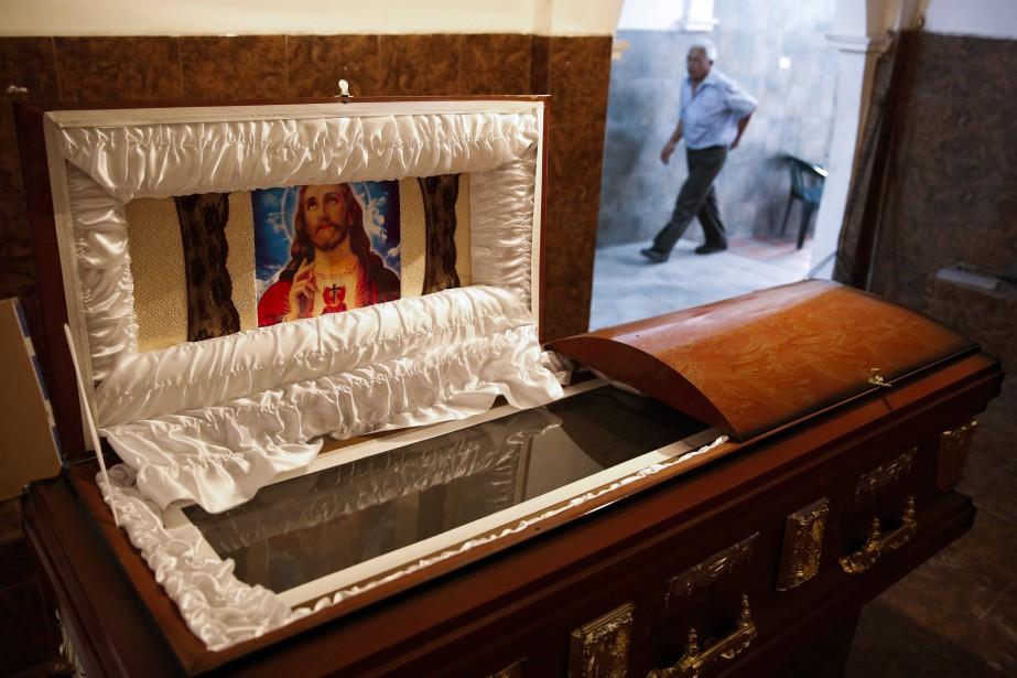 Des traces de l'ADN de l'accusé avaient été... (Photo Carlos Garcia Rawlins, archives REUTERS)