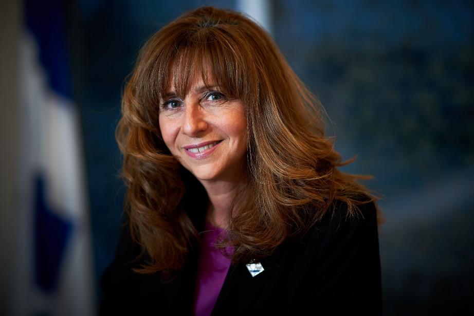 La ministre de la Culture, des Communications et... (Photo André Pichette, archives La Presse)