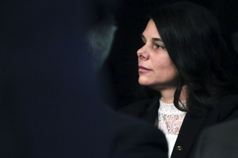 La mairesse suppléante de Gatineau, Nathalie Lemieux... (Photo archives, Le Droit)