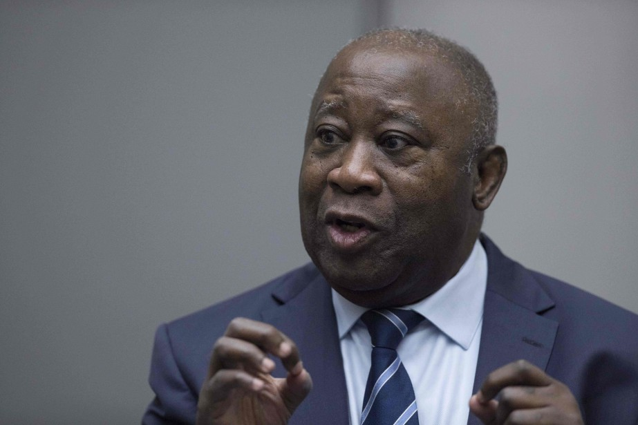 L'ancien président ivoirien Laurent Gbagbo... (Photo PETER DEJONG, archives AGENCE FRANCE-PRESSE)