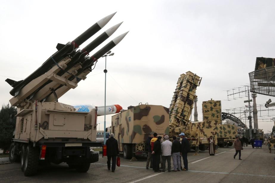 L'Iran assure régulièrement n'avoir aucune intention de déclencher... (Photo ATTA KENARE, AGENCE FRANCE-PRESSE)