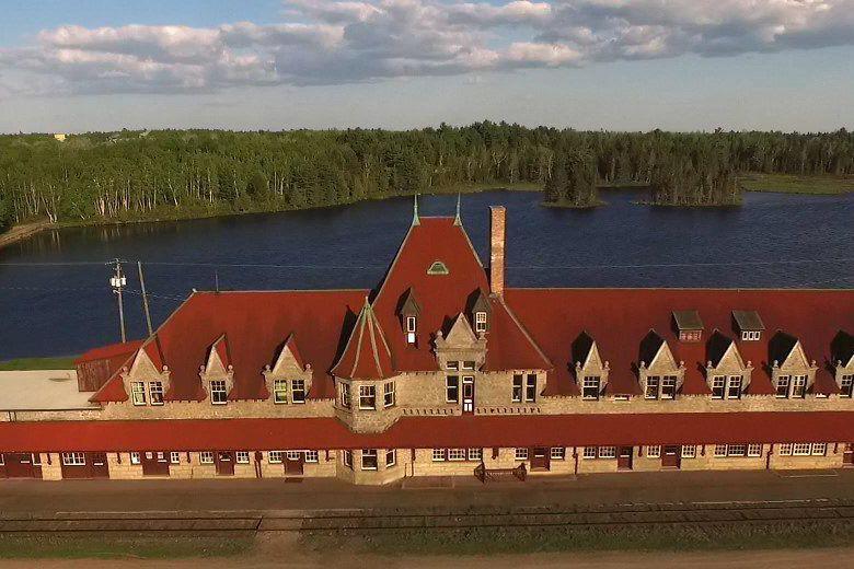 Le village de McAdam a annoncé en novembre... (Photo La Presse canadienne)