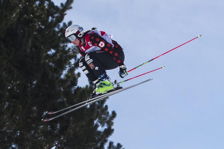 Thmpson lors d'une compétition l'an dernier.... (Photo Mark Blinch, archives La Presse canadienne)