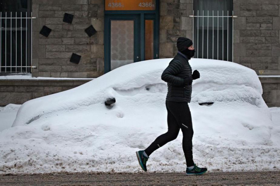 «L'entraînement physique, notamment à la course à pied,... (Photo Patrick Sanfaçon, archives La Presse)