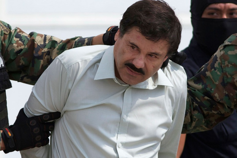 Joaquin «El Chapo» Guzman est accusé d'avoir supervisé... (Photo Eduardo Verdugo, archives Associated Press)