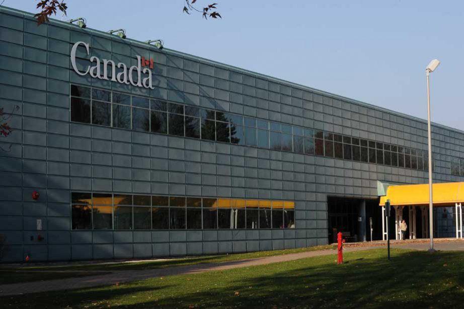 Le centre fiscal de Shawinigan... (Photo SylvainMayer, archives Le Nouvelliste)