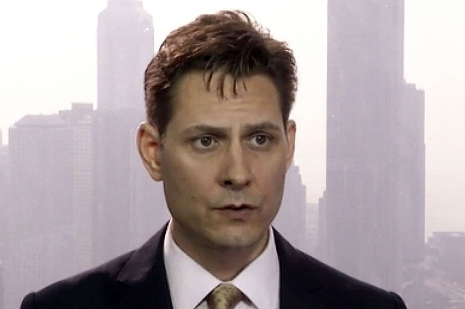 Michael Kovrig... (Photo via AP)
