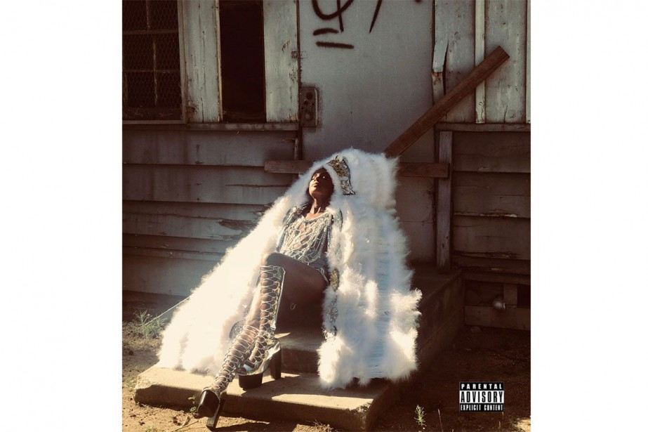 New Breed, de Dawn Richard... (IMAGE FOURNIE PAR LA PRODUCTION)