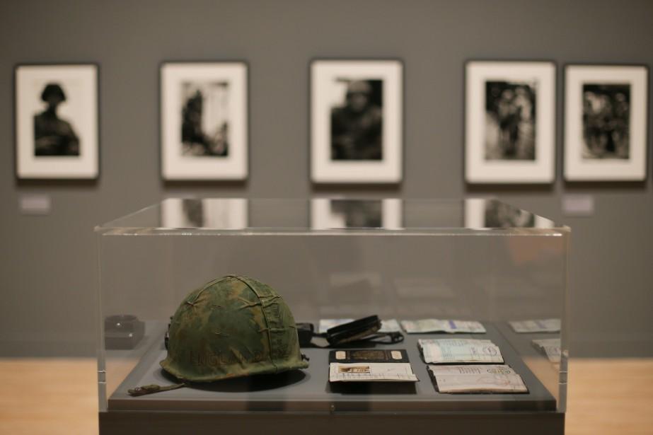 L'oeuvre du photojournaliste britannique Don McCullin, adulé pour... (Photo DANIEL LEAL-OLIVAS, AFP)