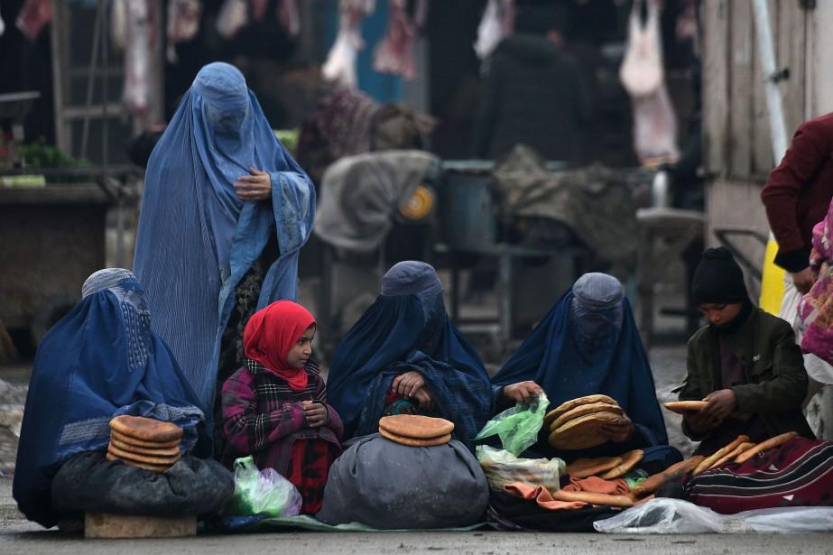 Sous le régime des talibans en Afghanistan (1996-2001),... (Photo FARSHAD USYAN, Agence France-Presse)