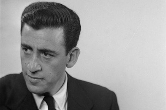 L'auteur J.D. Salinger... (PhotoLotte Jacobi, fournie par l'Université duNew Hampshire)
