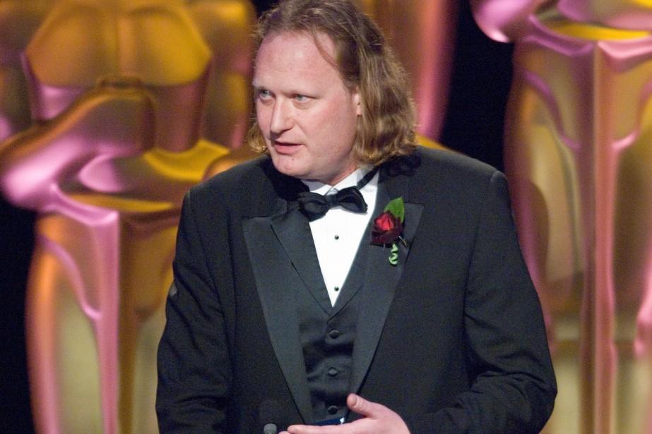 Jos Stam s'apprête à recevoir son troisième Oscar,... (Photo La Presse Canadienne)