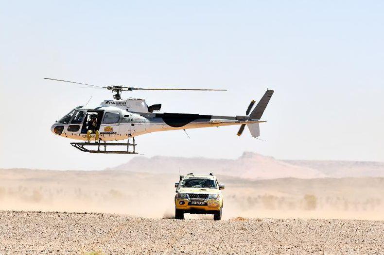 Le Rallye A•ïcha des Gazelles aura lieu du... (Photo fournie par le Rallye Aï•cha des Gazelles)