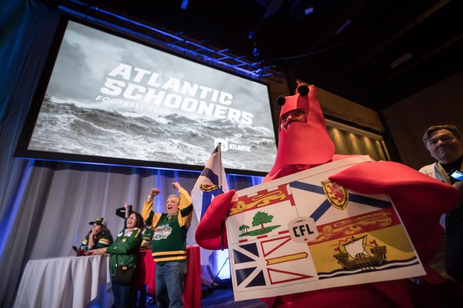 Les Schooners de l'Atlantique devraient se joindre à... (Photo Darryl Dyck, archives La Presse canadienne)
