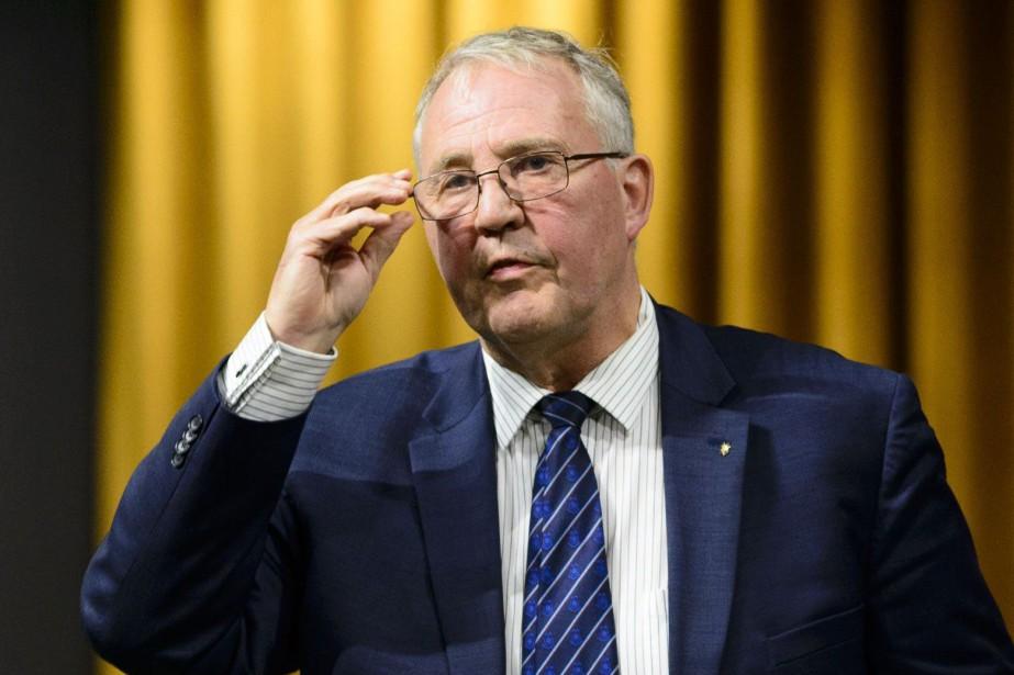 Le ministre fédéral de la Sécurité frontalière, Bill... (Photo Sean Kilpatrick, THE CANADIAN PRESS)
